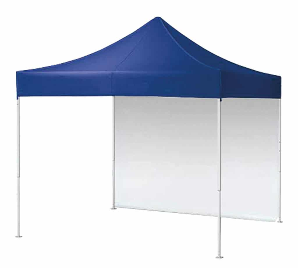Qualytent Hobby - blu - modello parete standard - 01