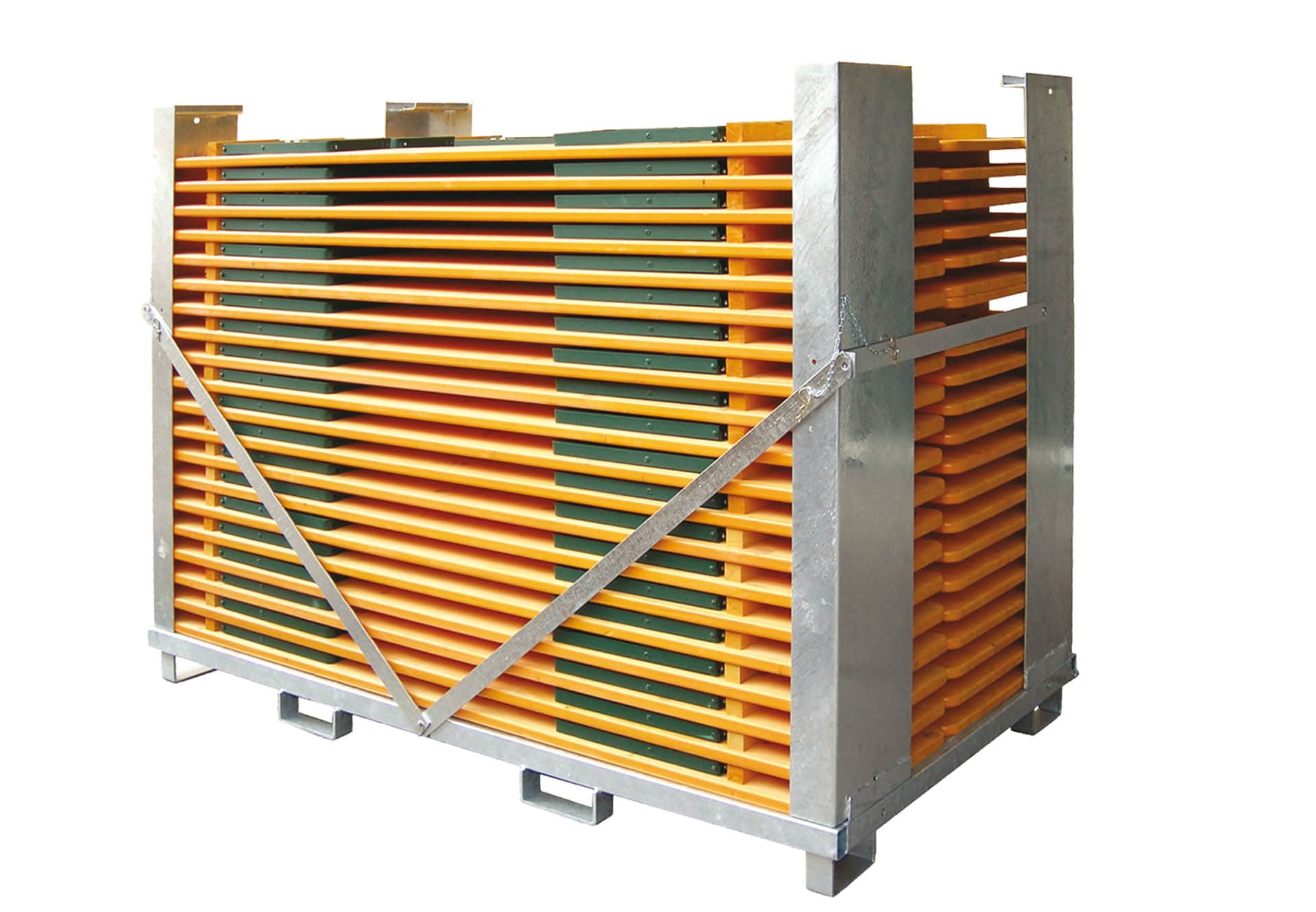 Klapptische & Klappbänke - Container 01