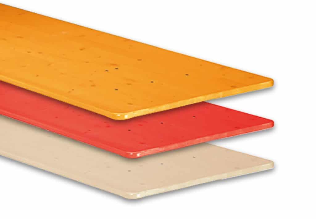 Tavoli & panche pieghevoli - colori 01