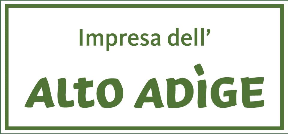 Marchio di localizzazione Alto Adige – aziende del settore produttivo e dei servizi – lingua italiana