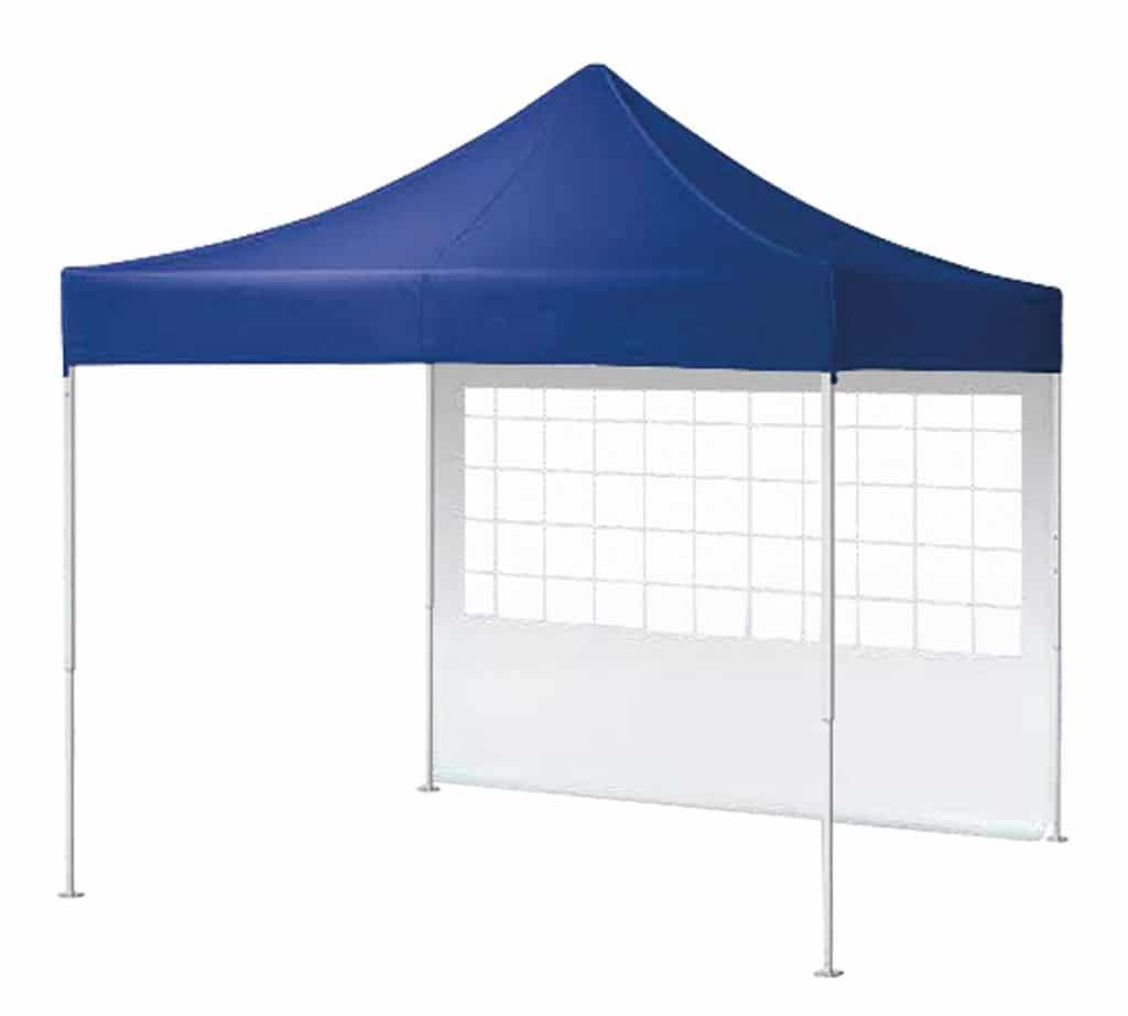 Qualytent Hobby - blu - modello parete panorama - 01