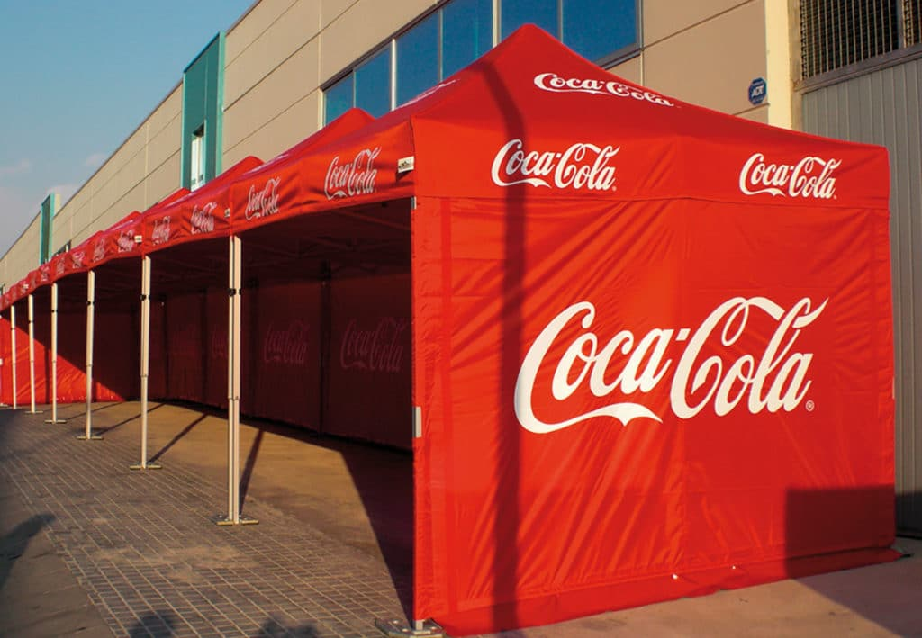 Qualytent Personalisierung - coca cola - 01